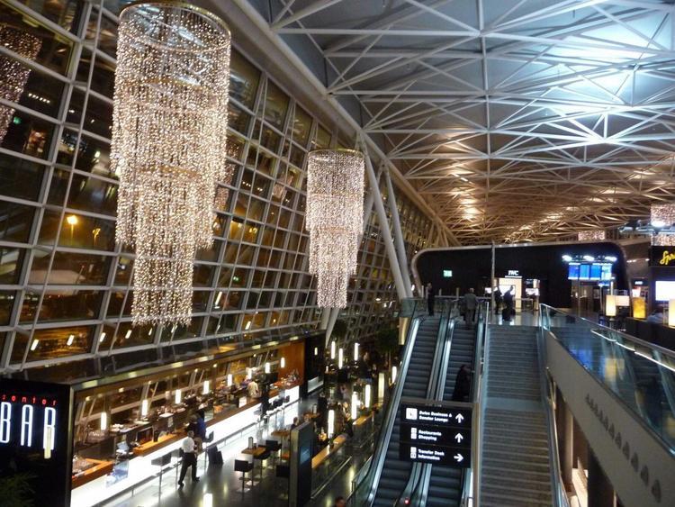 10 sân bay đẹp nhất thế giới, hành khách đến rồi chẳng nỡ rời đi