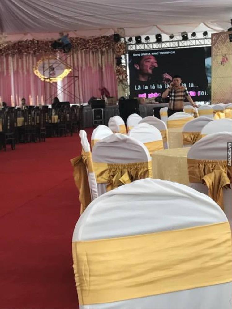 Đám cưới khủng tổ chức bên lâu đài của đại gia có tiếng ở Ninh Bình
