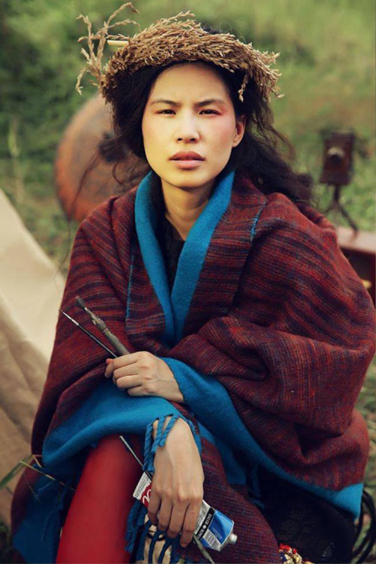 Thủy Nguyễn - Người đàn bà của Gấm.