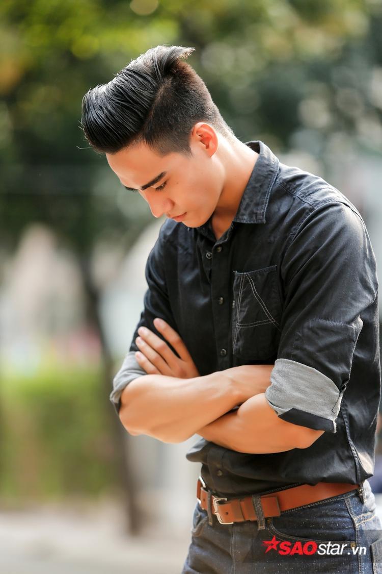 Anh Hưng thường xuyên đưa các thí sinh đi diễn cùng để có thêm nhiều kinh nghiệm trên sân khấu.