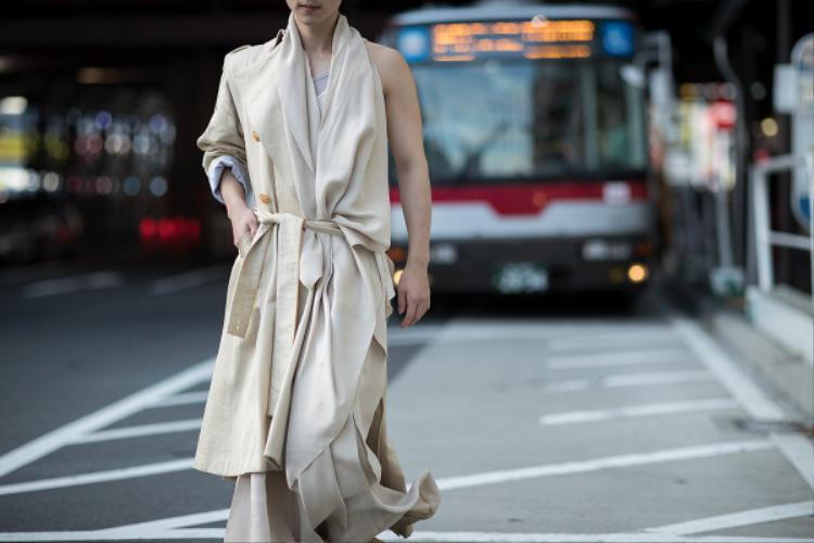 Streetstyle của Nhật Bản còn là sự cộng hưởng vô vàn phong cách khác nhau