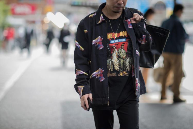 Tokyo Streetstyle: Không có giới hạn nào cho thời trang!