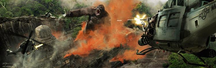 Thu 150 tỷ đồng, Kong: Skull Island trở thành phim ăn khách nhất mọi thời đại tại Việt Nam