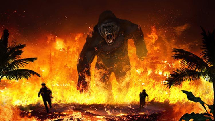 Kong: Skull Island chính thức trở thành phim ăn khách nhất từ trước đến nay tại Việt Nam.