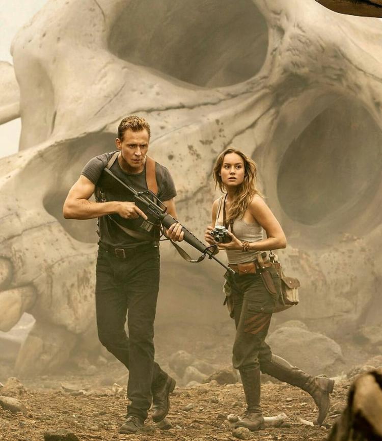 Diễn xuất của Tom Hiddleston và Brie Larson hoàn toàn chinh phục khán giả Trung Quốc khó tính.