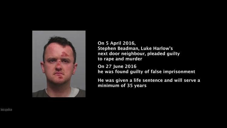 Stephen Beadman, tên sát nhân tàn bạo đã bị buộc tội cưỡng bức và giết người vào ngày 27/6/2016. Với mức án thấp nhất là 35 năm tù giam (và có thể hơn).