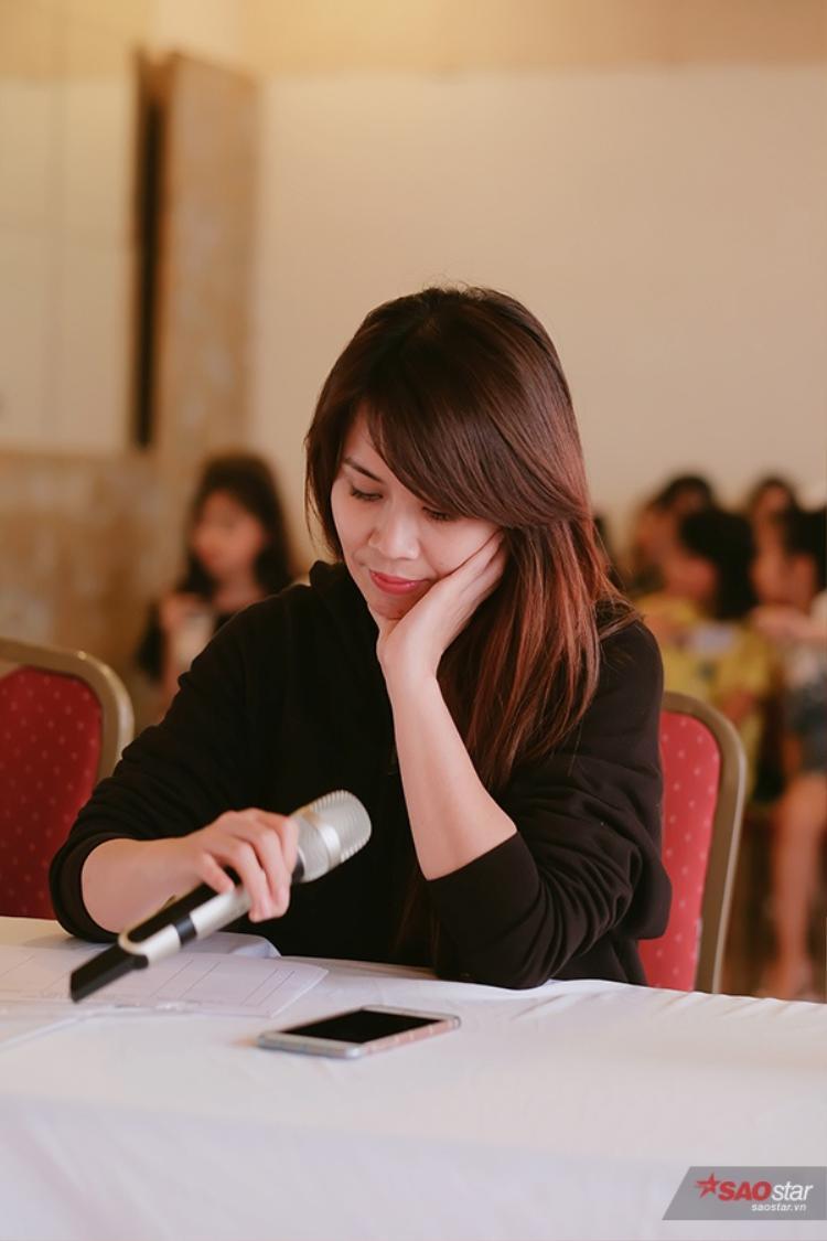 Lưu Thiên Hương khắt khe trong việc lựa chọn những giọng hát nội lực, tài năng.