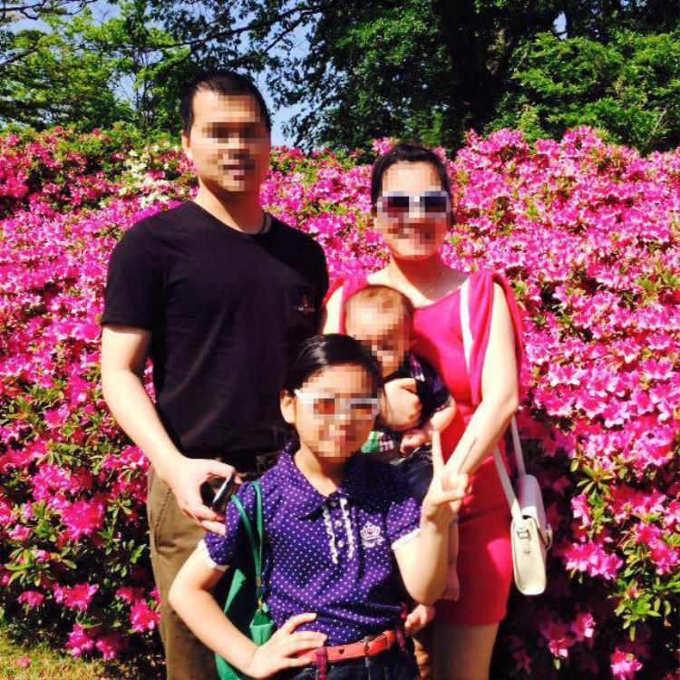 Gia đình chị nguyễn Thị Nguyên đang rất hoang mang, lo lắng về sự an toàn của con gái.