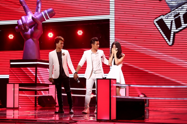 Tóc Tiên mang hit hay nhất Sing My Song để trò cưng đốt nóng vòng Đối đầu The Voice