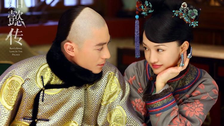 Hoắc Kiến Hoa và Châu Tấn - hai ngôi sao sáng chói của Như Ý truyện.