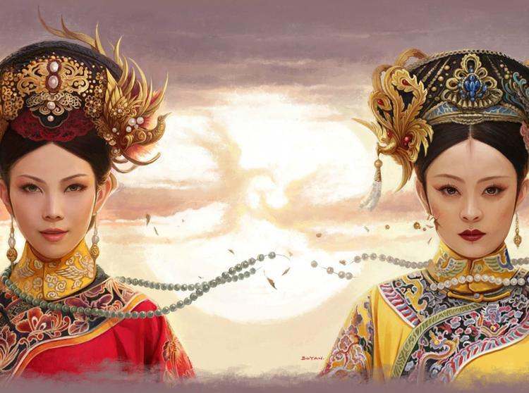 Hậu cung Như Ý truyệnđược coi là phần tiếp theo của Chân Hoàn truyện, bộ phim từng gây sốt nhiều nước châu Á trong năm 2012.