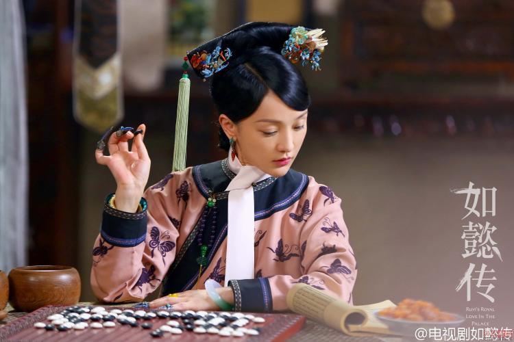Châu Tấn được khen trẻ ra cả chục tuổi khi vào vai Ô Lạt Na Lạp Như Ý.