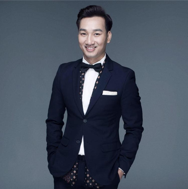 MC Thành Trung khẳng định mình đến trước khi chương trình bắt đầu 30 phút.