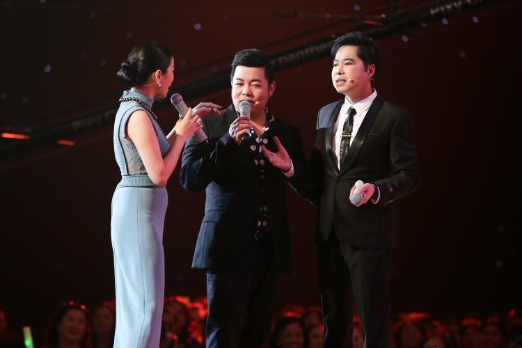 Ngọc Sơn, Lệ Quyên, Quang Lê dàn hàng ngang đọ giọng cùng thí sinh cá tính xứ Huế