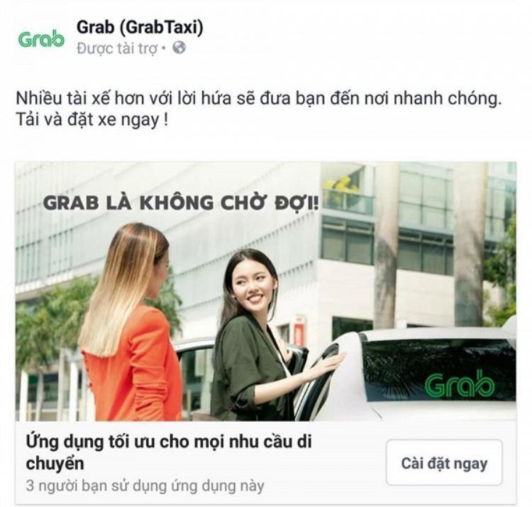 Thùy Linh ngoài việc sở hữu thành tích học tập khá ấn tượng thì cô nàng còn là gương mặt chính cho chiến dịch quảng cáo của Grab tại Việt Nam và Singapore từ năm 2016.
