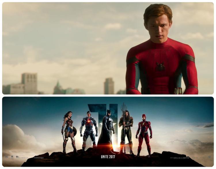 """Justice League và Spider-man: Homecoming đều là hai """"canh bạc"""" quan trọng của DC và Marvel trong năm nay"""