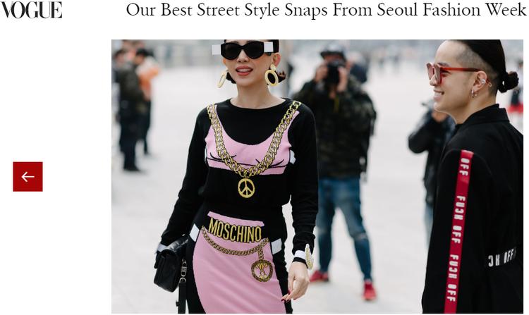 Tóc Tiên và Kelbin Lei trên tạp chí Vogue…