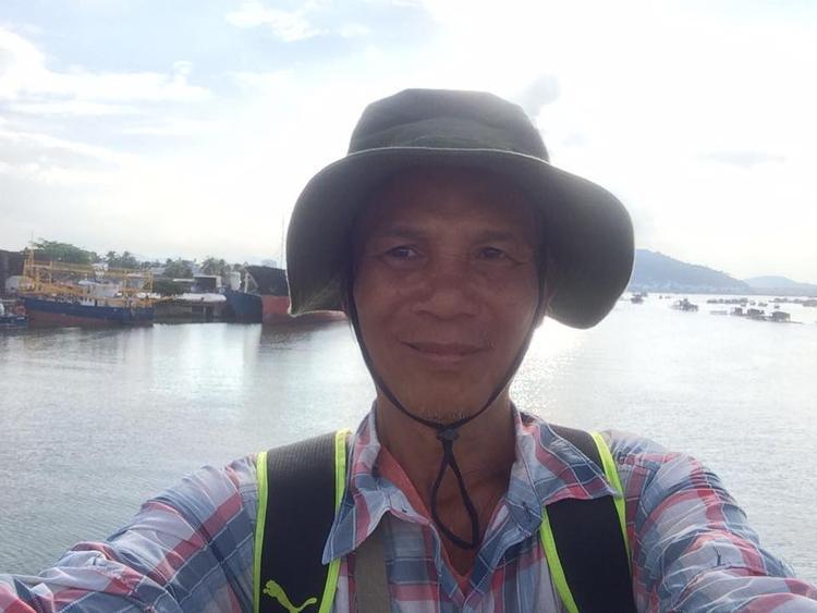 """Vừa tới Khánh Hòa, ông Công đã có ngay một """"kỉ niệm thót tim""""."""
