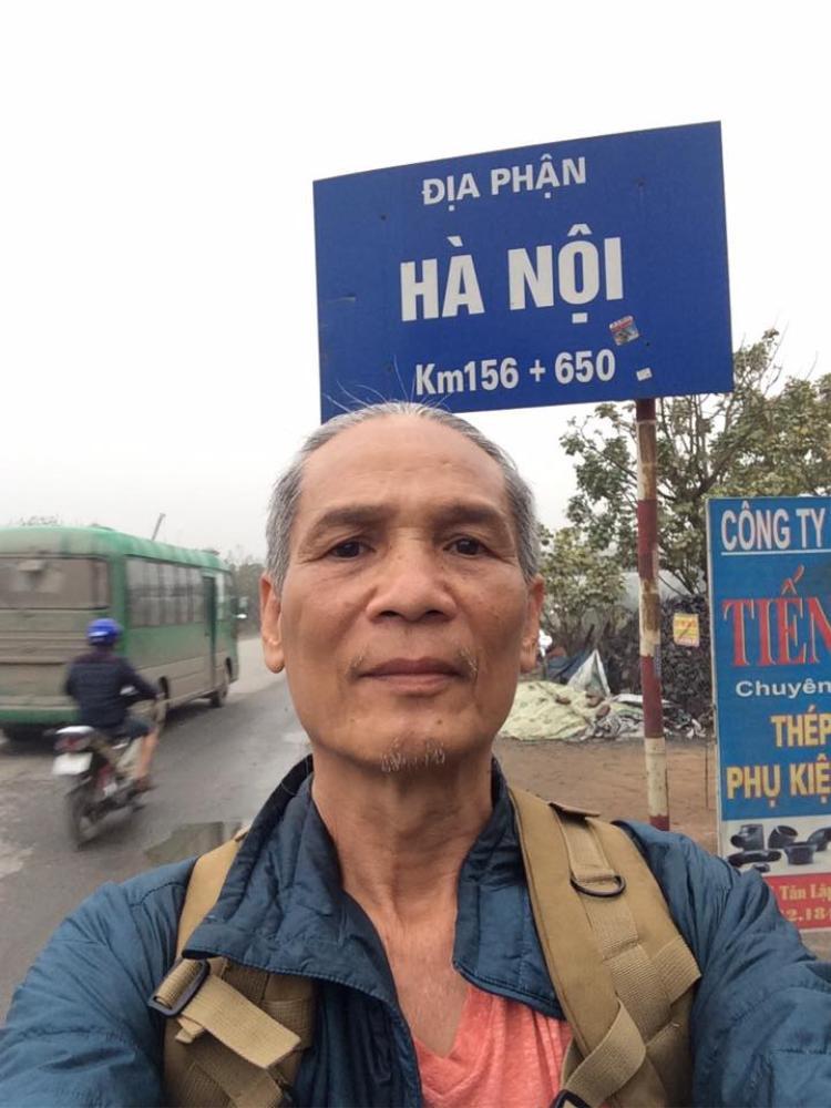 Điểm Bắc Ninh giáp địa phận Hà Nội.