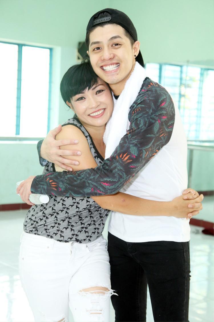 Phương Thanh và Noo Phước Thịnh có mối quan hệ khá thân thiết. Cả hai từng nhiều lần song ca trên sân khấu.