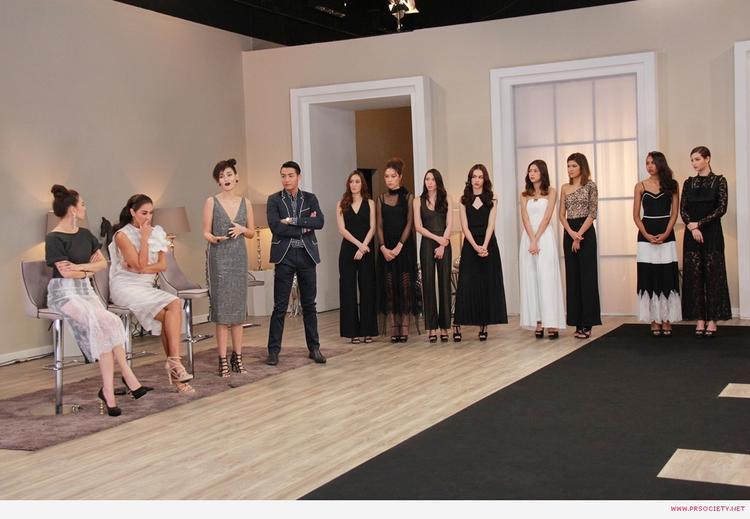 Rò rỉ hình ảnh 6 thí sinh bị loại xuất hiện ở Nhà chung để tranh tấm vé trở lại The Face Thailand
