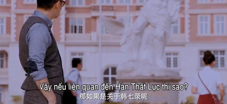 Bên cạnh đó, một số ý kiến cho rằng Giang Hà - chủ tịch tập đoàn Giang thị sẽ giúp Thất Lục vượt qua khó khăn này