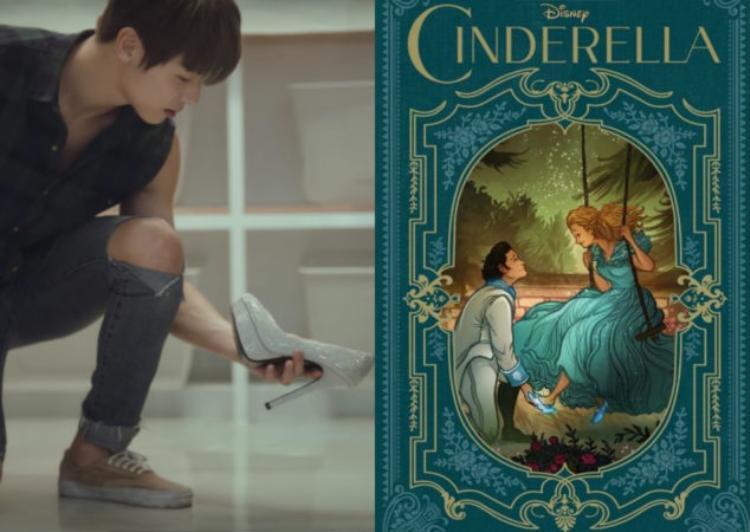 Bạn có biết: 8 cuốn tiểu thuyết được idol Kpop đưa vào MV ấn tượng thế này?