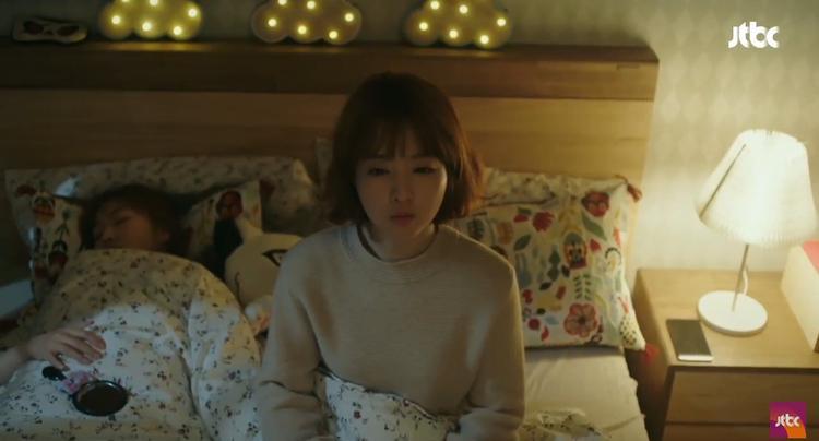 Cả hai đều không ngủ được sau khi Min Hyuk tỏ tình