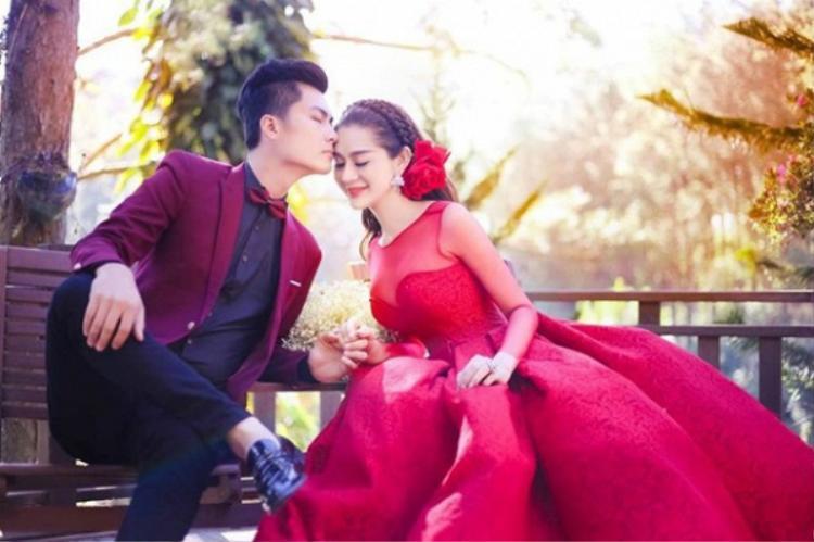Lâm Khánh Chi tiết lộ về lễ cưới với bạn trai kém 8 tuổi