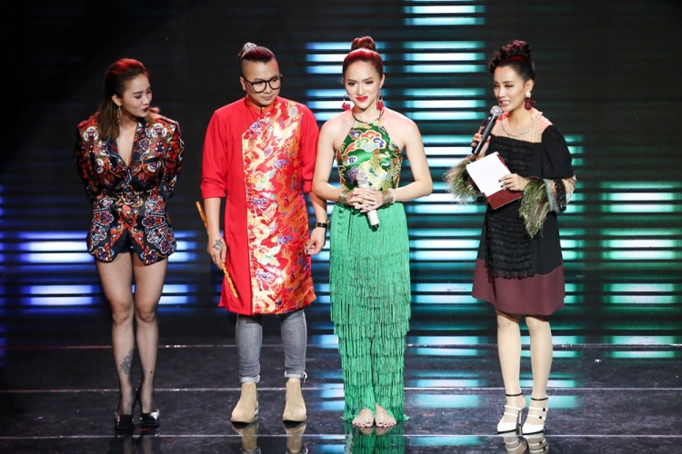Hoàng tử Ấn Độ S.T giành chiến thắng tuyệt đối, Hương Giang chia tay Remix New Generation