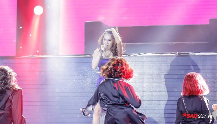 Bảo Anh quyến rũ trình làng hit mới trong đêm thi nhọc nhằn nhất Remix New Generation