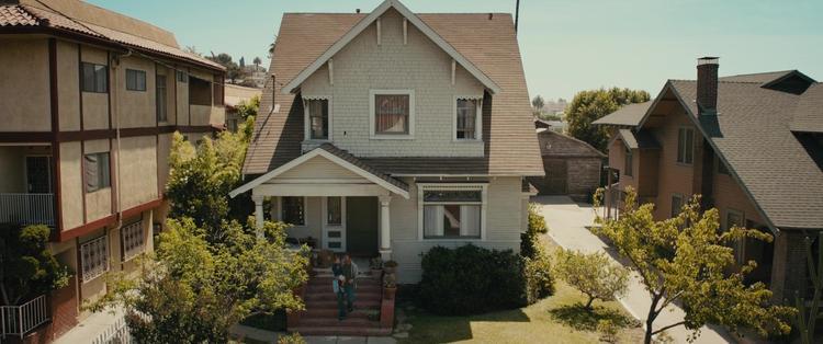 Đây chính là ngôi nhà của Dom Toretto được giới thiệu với khán giả trong những phần trước.