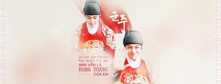 """Đôi lời nhắn nhủ của người hâm mộ sau khi bị anh bán thịt """"đốn tim""""Nguồn ảnh: Infinite's L - Kim Myung Soo Vietnamese Fanpage"""