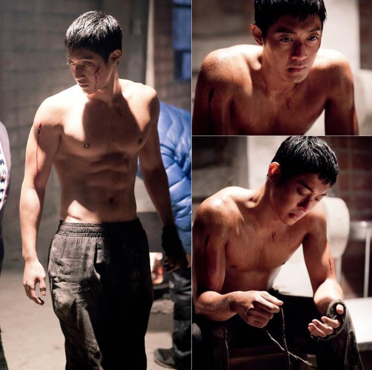 """Hình ảnh ấn tượng của Kim Hyun Joong trong bộ phim truyền hình Inspiring Generation đã xóa bỏ hoàn toan hình ảnh """"mỹ nam đẹp hơn hoa""""."""