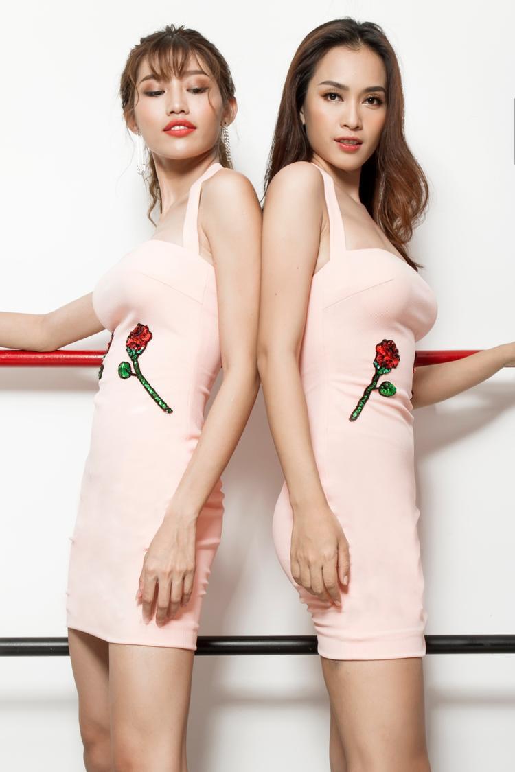 Quỳnh Châu đang chiếm được nhiều cảm tình của khán giả trẻ khi bên cạnh việc xuất hiện trong các show diễn thời trang lớn.