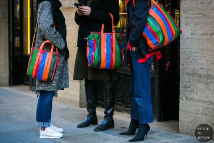 Từ bao giờ Châu Á trở thành nguồn cảm hứng dành cho thương hiệu Balenciaga?