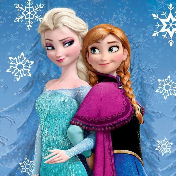 Frozen đang là nữ hoàng của phòng vé của phim hoạt hình.