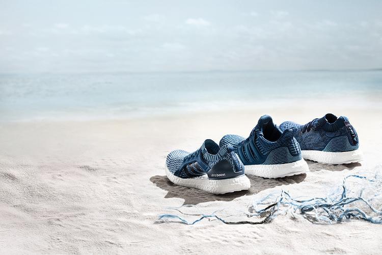 adidas nhuộm xanh giao diện, tiếp tục bắt tay Parley tung sản phẩm mới nhằm thức tỉnh con người