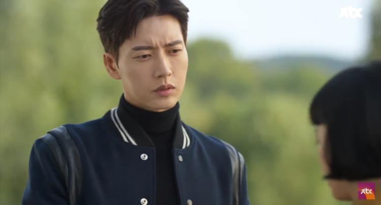 Câu chuyện giữa ông chủ Woon Kwang và chàng vệ sĩ bí ẩn