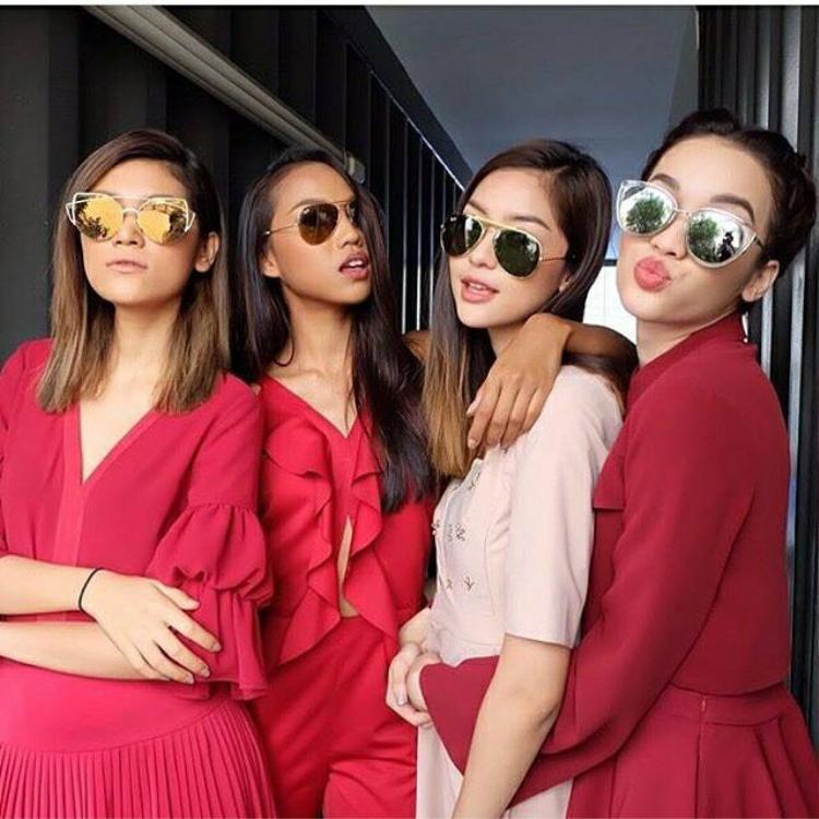 Trong bốn gương mặt này, ai sẽ là Quán quân The Face Thailand mùa thứ 3?