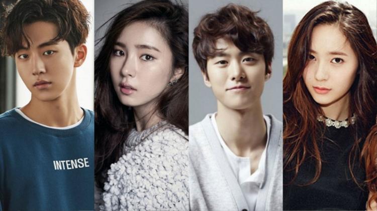 Dàn diễn viên chính của phim: Nam Joo Hyuk, Shin Se Kyung, Gong Myung, Krystal.