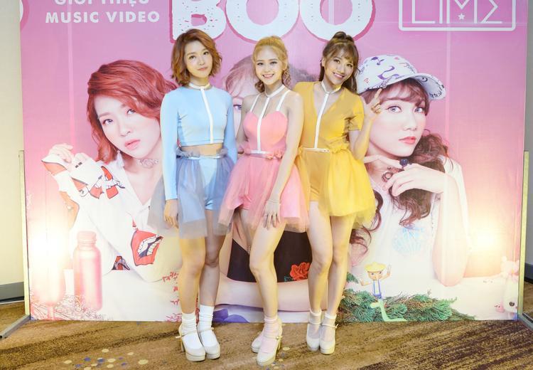 Lime có hơn 2 năm được chỉ dạy bởinhững chuyên gia hàng đầu Hàn Quốc. Ba cô gái của phải tuân thủ những yêu cầu đào tạo khắc nghiệt của bộ máy đào tạo ngôi sao Kpop.