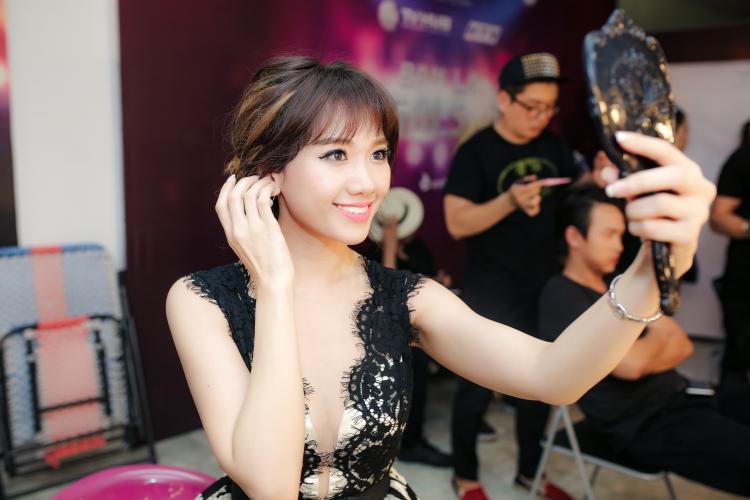 Vừa thành công trong sự nghiệp vừa viên mãn trong cuộc sống hôn nhân, Hari Won là người đẹp được ghen tỵ nhất nhì ở thời điểm này.