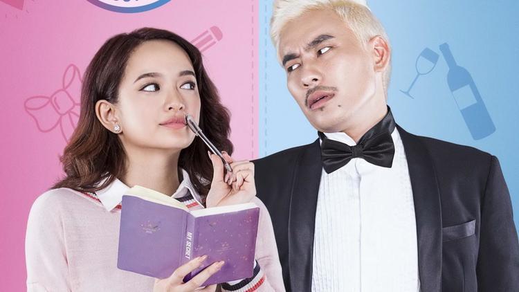Kaity Nguyễn và Kiều Minh Tuấn.