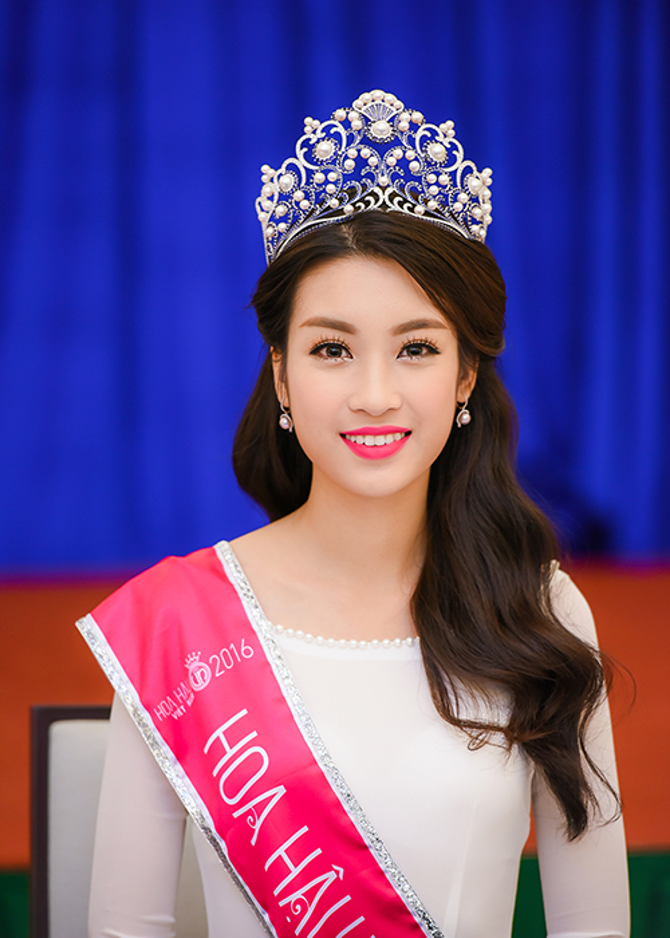 Hoa hậu Việt Nam 2016 Đỗ Mỹ Linh.