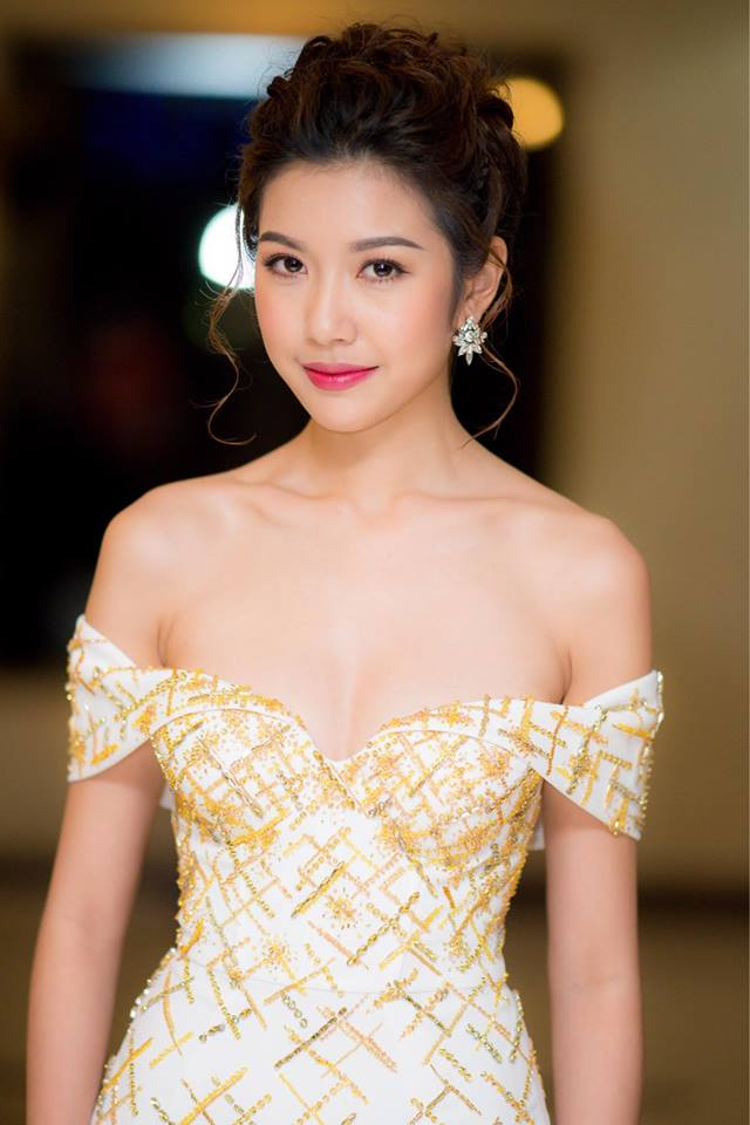 Thúy Vân hội tụ nhiều yếu tố phù hợp với với cuộc thi Hoa hậu Thế giới.