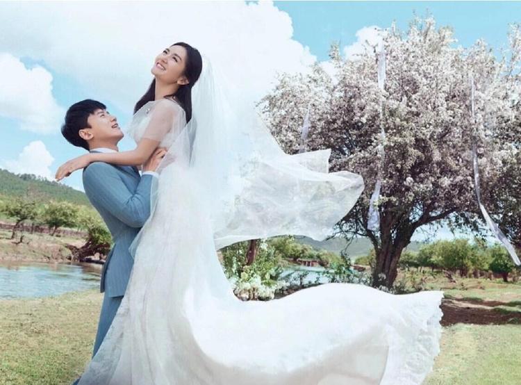 Trương Kiệt và Tạ Na - một thập kỷ tình cảm, đâu thể nói dứt là dứt.