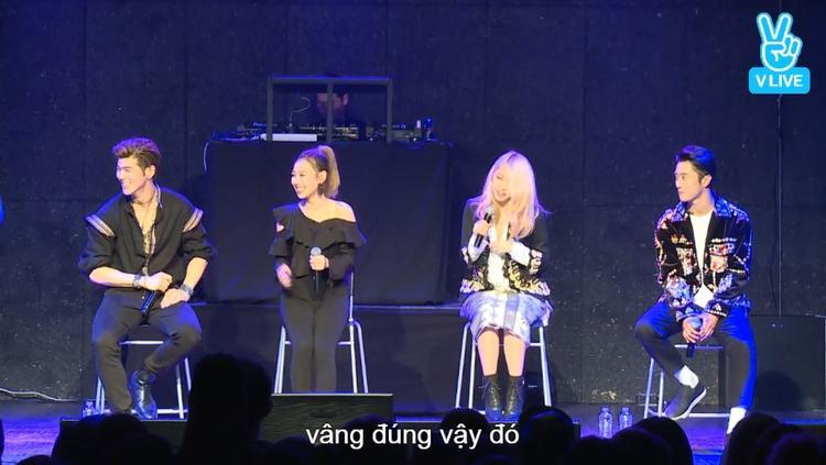 Fan Hàn của K.A.R.D có thể thở phào nhẹ nhõm được rồi vì K.A.R.D không chỉ đi tour nước ngoài đâu! Nhóm dự định sẽ tổ chức fansign và concert sau khi debut.