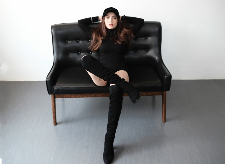 Yến Trang cực chất trong single Điều anh muốn.