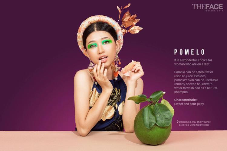 Với lợi thế ngoại hình và kinh nghiệm làm người mẫu không chuyên đã tiếp thêm tự tin để Kim Chi tham gia The Face Online 2017.